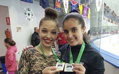 Manuela Fundación patrocina a Nayara Castro, gimnasta rítmica infantil.