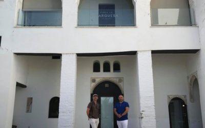El Cortijo de la Marquesa, que data del siglo XIII, acoge una de las sedes de Manuela Fundación.