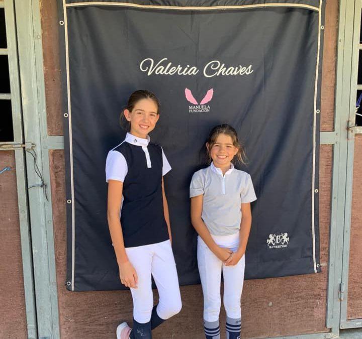 Nuestras amazonas Paola y Valeria Chaves realizarán su preparación en el June Sunshine Tour 2020.